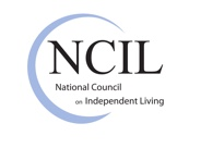 National Council for Independent Living logo
